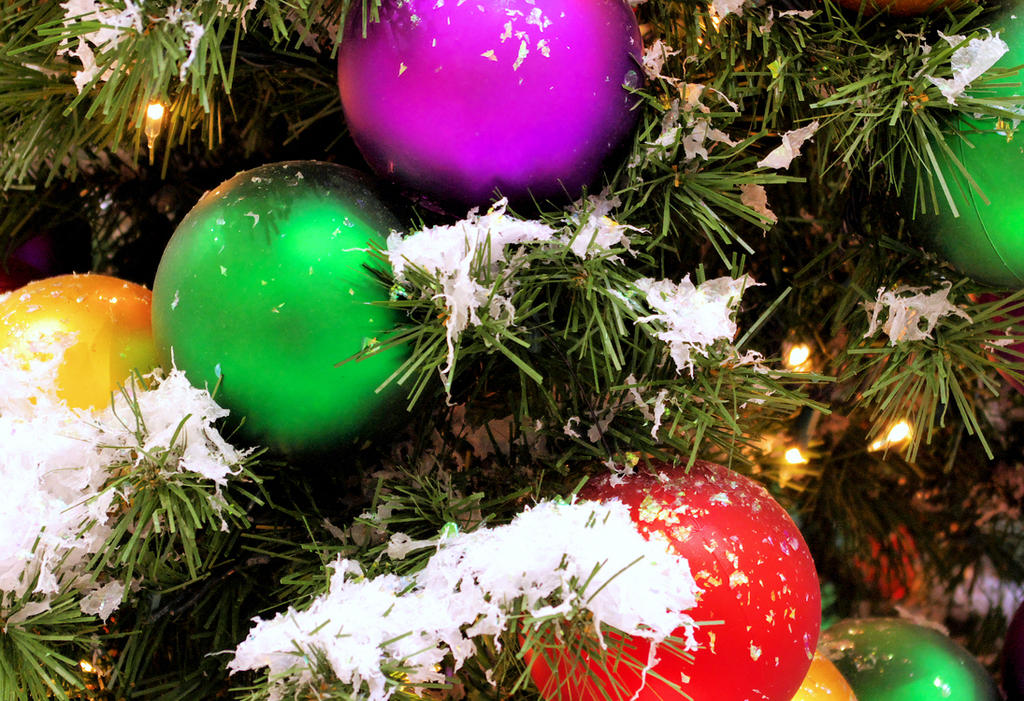 Fler fixar klappar pa natet till jul
